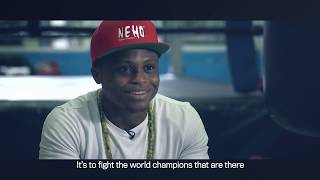 Isaac Dogboe Fan Q+A: Unifications, Lomachenko, Rigondeaux, fighting in NYC + more