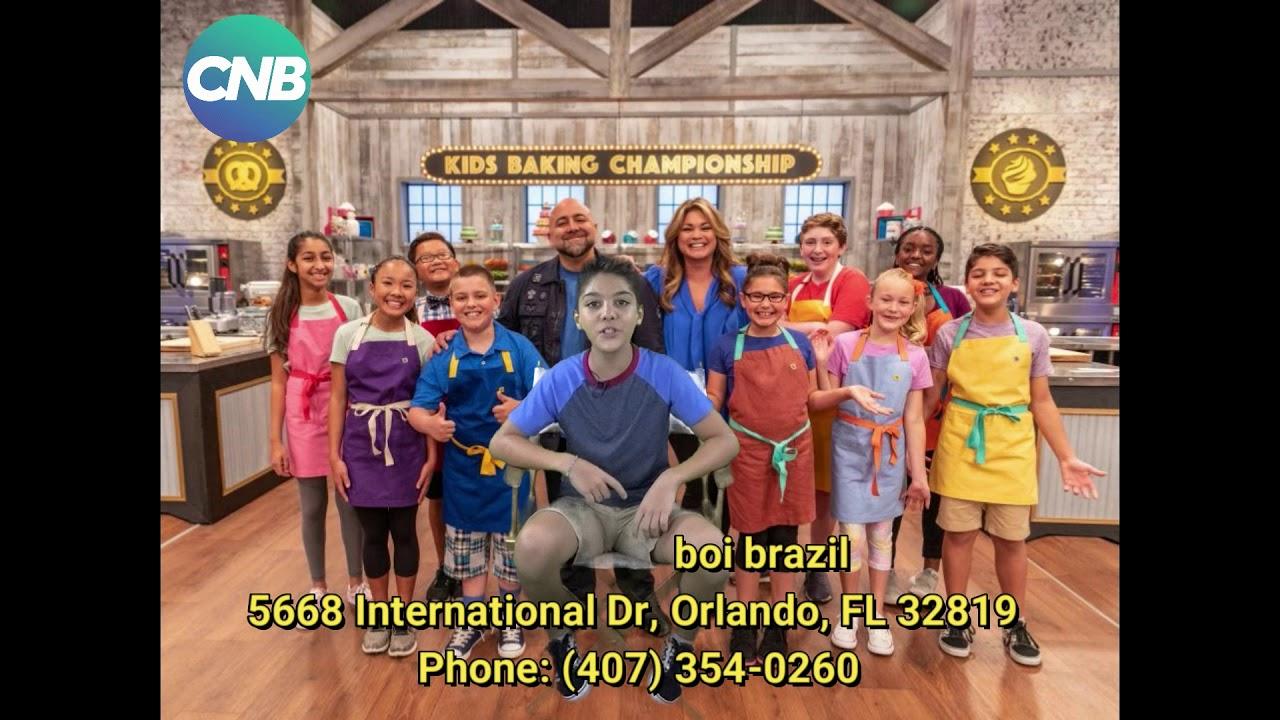 Enzo Consani Kids Baking Championship 2 - YouTube 380e95965