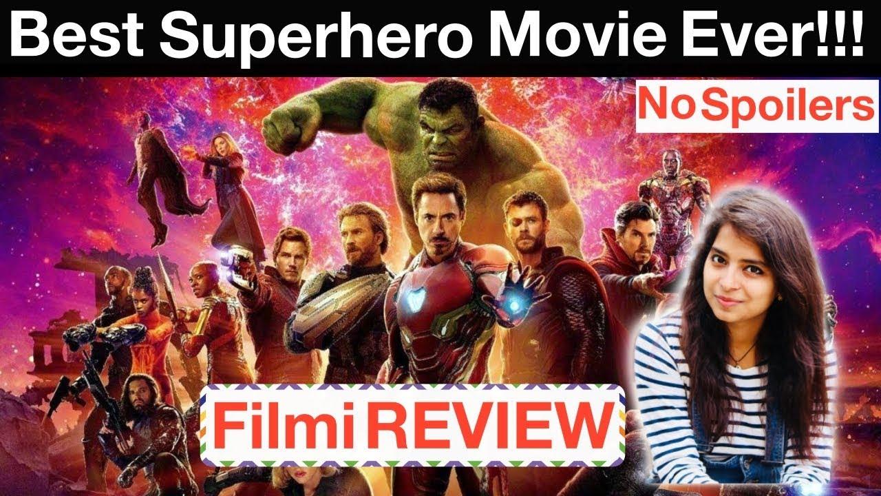 Download Avengers Endgame Movie Review | Deeksha Sharma