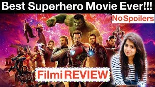 Avengers Endgame Movie Review | Deeksha Sharma