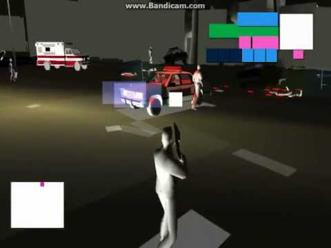 grand theft auto vice city (without textures)