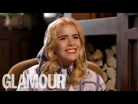 Paloma Faith on becoming a Mom | Glamour UK