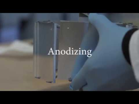 Aluminium Anodizing by Coventya