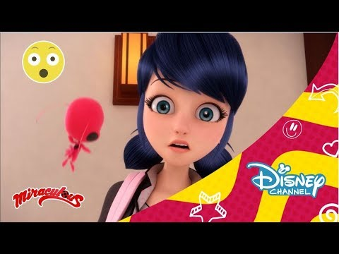 Las aventuras de Ladybug:  Ep. 201 - Adelanto Exclusivo   Disney Channel Oficial