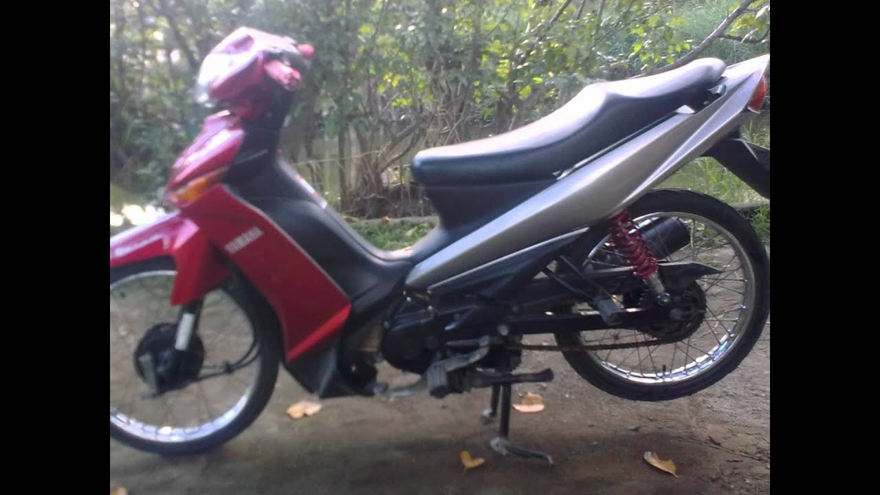 Yamaha Vega Ni Titan