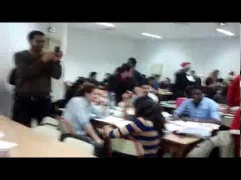 Red Bull Hack - Santa Claus in Medical University Tunisia - 24/12/2013