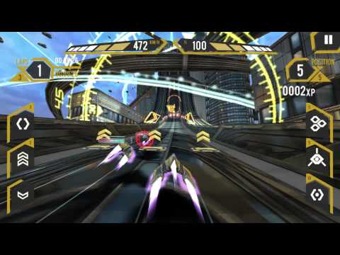FLASHOUT 2 by Jujubee - Official Reveal Teaser! Anti-gravity racer for iOS, Android, Mac and PC!