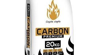Castorama Ekogroszek Carbon Premium Test Youtube