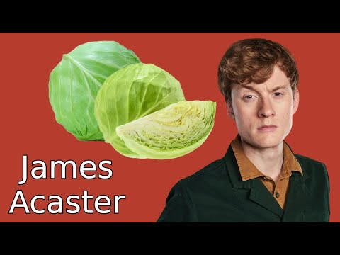 James Acaster's Complete Cabadge Chronicles