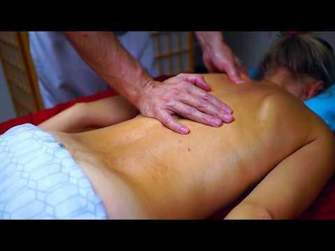 Knock Knock $1,000,000 Massage Technique Asmr Massage