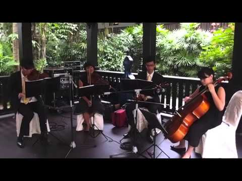 Better Together (Jack Jackson) - Fete Musicians (String Quartet Cover)