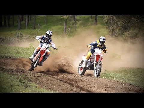 Velocity Disorder II - CRF450R vs CR250R