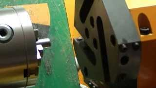 Emco Compact 5 cnc Toolchanger testing Thumbnail