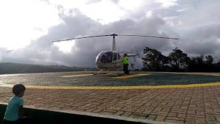 Dahilayan Helicopter Ride