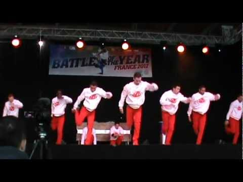 AmenZuluSkillz  case @ Battle of the year Grand Nord 2012