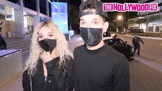 The Dobre Twins & Ivanita Lomeli Show Off Their New Lambo & Speak On Upcoming Projects At BOA