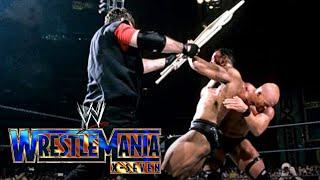 Stone Cold steve Austin vs. The Rock WWF Championship Match - WrestleMania 17