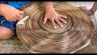 Lihat Proses Pembuatan Tikar Daun Pandan | RAGAM INDONESIA (27/09/19)
