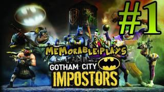 Gotham City Imposters - Gameplay #1