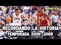Recordando La Historia - Temporada 2004-2005 | Reportaje NBA