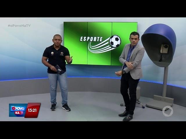 Hora de Esporte - O Povo na TV - 27 01 2021