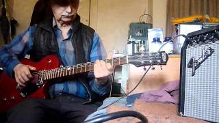 Tennessee  Rag - Chet Atkins chord - based rendition