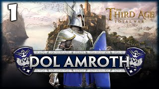 THE SWAN KNIGHTS RISE! Third Age Total War: Divide & Conquer - Dol Amroth Campaign #1