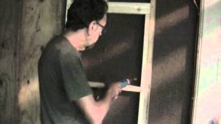 Garage Shop Conversion, Part 5 Install A New Window