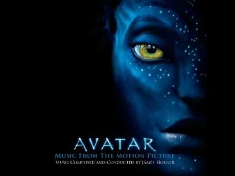 Avatar Soundtrack 07 - Jake's first flight