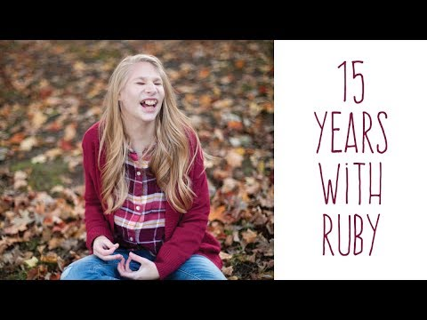 15 Years With Ruby