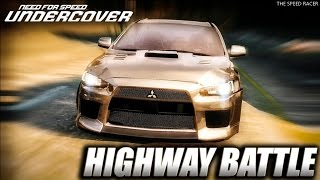 Need For Speed Undercover - Road Rage - Highway Battle
