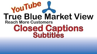 How to Enable and Fix YouTube CC - YouTube Captions - Subtitles