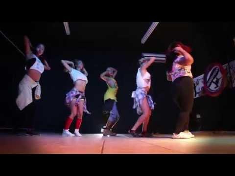 Bien Loco Loco - Aldo Ranks - Choreography by Franklin - Chaby Fotografía y Video
