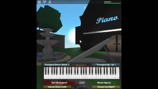 Ib Piano Medley - Ib by: Kouri on a ROBLOX piano.
