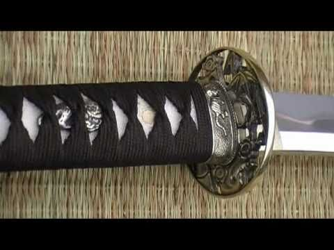 Tamahagane Bamboo Katana, Dynasty Forge, www.katana-samurai-sword.com