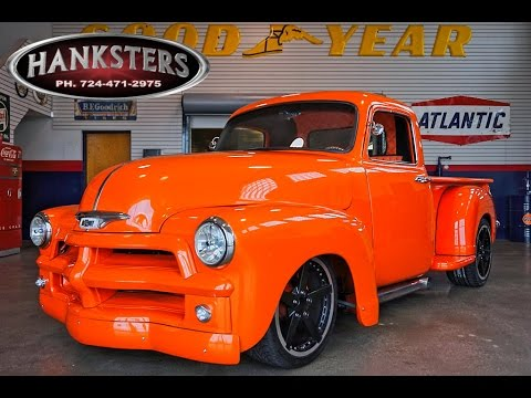 1954 Chevrolet Pickup Truck W 305ci Small Block Custom