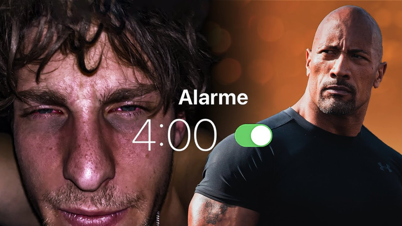 Download JE VIS COMME THE ROCK PENDANT 7 JOURS (Même si 24h auraient suffi...🤯)