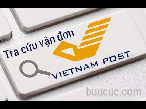 Hướng Dẫn định Vị Bưu Phẩm Bưu Kiện đã Phát