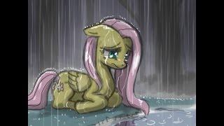 Грустные пони