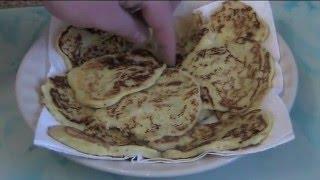 Mashed Potato Pancakes - Recipe