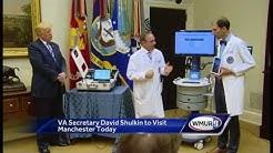 VA secretary to visit NH Friday