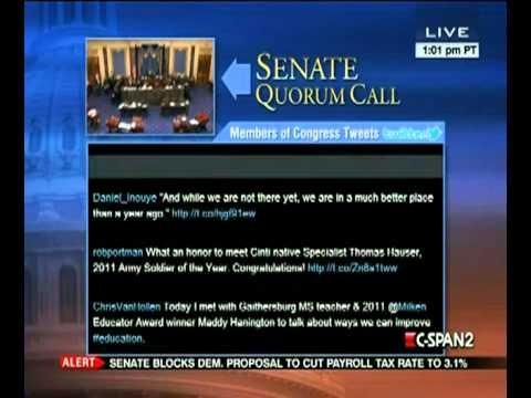 Senate Session 2011-12-08 (15:22:11-16:25:59)