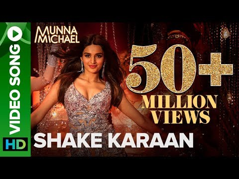 "Shake Karaan – Video Song | Munna Michael | Nidhhi Agerwal | Meet Bros Ft. Kanika Kapoor: For unlimited Bollywood hit songs click here: https://erosnow.com/music  Click here to check the trailer of the much awaited movie of the year: http://bit.ly/OfficialTrailerMukkabaaz  Catch the ""Munna Michael"" Full Movie out here: http://bit.ly/MunnaMichaelFullMovie  You can download the Munna Michael game here: https://play.google.com/store/apps/details?id=com.erosnow.MunnaMichael  Check out the other exclusive videos of"