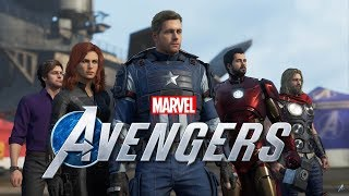 Marvel's Avengers Embrace Your Powers Trailer 2020 PS4