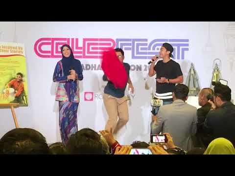 Memori Berkasih Siti Nordiana & Afiq Celebfest 18/6/17