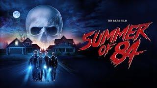 Summer of 84 | Trailer deutsch german HD | Thriller