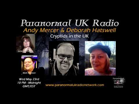 Paranormal UK Radio - Cryptids in the UK