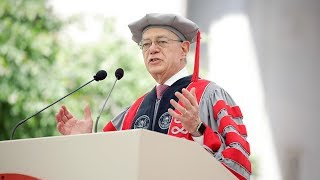 President L. Rafael Reif's charge to the Class of 2018