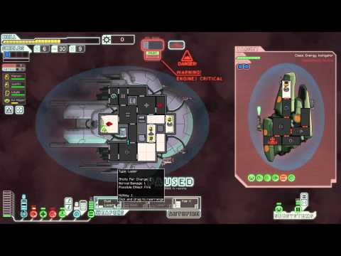 Let's play FTL: part 38 - Take their ships!