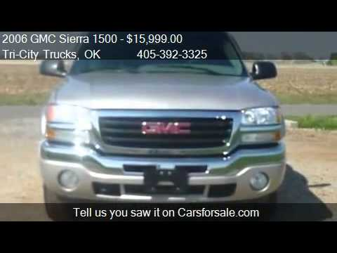 2006 GMC Sierra 1500 SLT Ext  Cab Long Bed 4WD for sale in N
